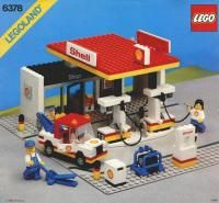 LEGO® Instructions 6378 Shell Service Station                                                                                                                                                                                 More