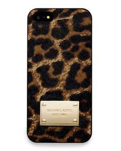 MICHAEL Michael Kors  Calf-Hair iPhone® 5 Cover.
