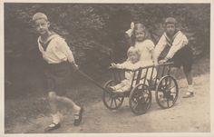 Kinder des Prinzen Oskar von Preussen