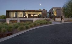 Stunning desert home with captivating mountain views