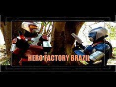 TOKUSATSU 2017 - Hero Factory Brazil