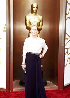 at 86th Oscars