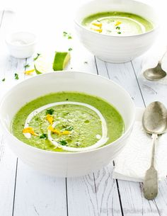 Ugly Tomato Green Gazpacho | The Endless Meal