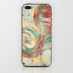 Rapt iPhone & iPod Skin by Jacqueline Maldonado - $15.00