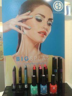 Estate- big splash- cosmesi