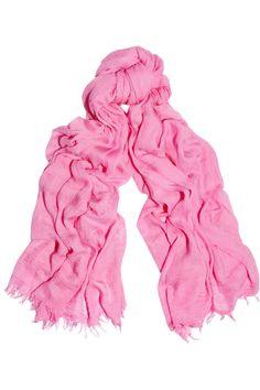 fringe jersey scarf   Isabel Marant