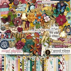 Good Vibes by Sweet Shoppe Designs