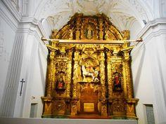 retablo. Iglesia de San Martin