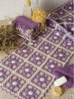 This is a really pretty crochet pattern.