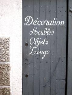 vintage life in Fayence, South France Coin, Decoration, Interior Decorating, About Me Blog, France, Life, Vintage, Inspiration, Design