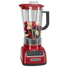 Features: -Quiet, countertop blender with 60 oz. one-piece BPA-free diamond shaped pitcher. -Material: commercial-grade, BPA-free polycarbonate. -Patented stainless steel blade is permanently attached to pitcher. -Durable, coated, steel-reinforced coupler with 12 interlocking teeth for direct power transfer. -Dishwasher safe, BPA-free pitcher resists shattering, scratching and staining. -Pitcher handle features comfortable, non-slip grip. Product Type: -Countertop Blender. Jar Material…