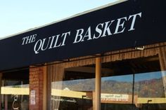 The Quilt Basket in Tucson, Arizona, is home to a diverse and ever-changing collection of fabrics, patterns, and ideas.