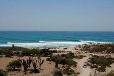 Surf - Baja, Mexico