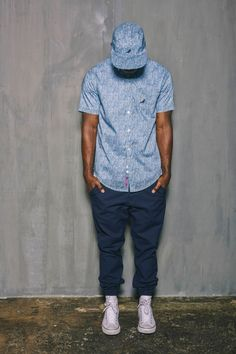 64dcbcf754f Staple x Liberty of London Capsule Collection. Ss15 FashionMens ...