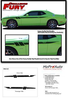 Fits 2008-2020 Dodge Challenger Full Car Precut Window Tint Kit Film Diy