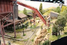 H0m Modellbahnanlage Purbeck | Modellbahn