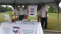 Shawn is out helping our affiliates AFS at the BOMA Annual Golf Tournament today!