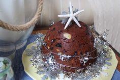 Easy Chocolate Christmas Pudding