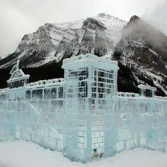 12 Amazing Ice Castles