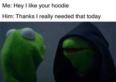 Why did they like Kermit so much? | 19 Anti-Memes For People Who Have Evolved Past Memes