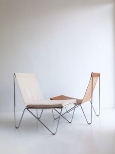 © Verner Panton. The Bachelor chair.