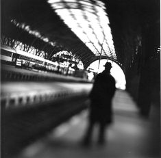 Railway Station -- Keith Carter