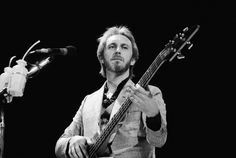 john entwistle | John Entwistle walked to the back of the Learjet and threw a drink in ...