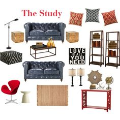 The Study by Zuniga Interiors