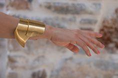 Handmade bronze cuff bracelet HERMES buy it here: https://www.etsy.com/listing/466260455/hermes-handmade-bronze-cuff-bracelet?ref=listing-shop-header-3