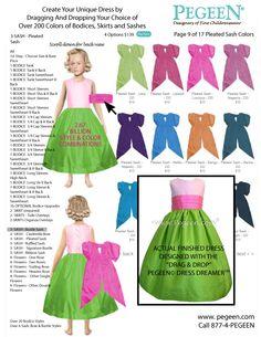 Flower Girl Dresses - Wedding Party Fashion | Wedding Planning, Ideas & Etiquette | Bridal Guide Magazine