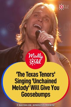 "'The Texas Tenors' stole the spotlight on AGT with their incredible ""Unchained Melody"" performance. #agt #americasgottalent #agttg #music #agtchampions Live Music, Good Music, America's Got Talent Videos, Unchained Melody, The Third Man, Hit Songs, You Gave Up, Kinds Of Music, Spotlight"