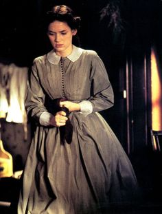 Winona Ryder as Jo March in Little Women
