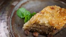 This sweet, flaky dessert is a staple in many Greek and Turkish homes and is simpler to make than it looks.