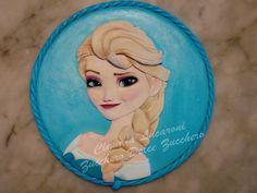 Elsa - Cake by ClaudiaLucaroni