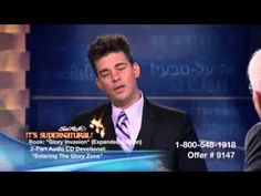 "Sid Roth Interview with David Herzog 3 on ""Its Supernatural"""