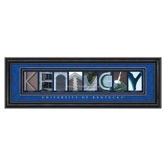 Prints Charming University of Kentucky Framed Wall Art #VonMaur