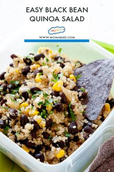 Mix some nutritious, protein-packed quinoa with veggies and delicious Mexican spices in this vegetarian Southwest Quinoa. Use the leftovers for lunch! Homemade Velveeta, Recipes With Velveeta Cheese, Easy Cloud Bread Recipe, Easy Lasagna Recipe, Vegetarian Mexican, Vegetarian Dinners, Southwest Quinoa Salad, Baked Lasagna