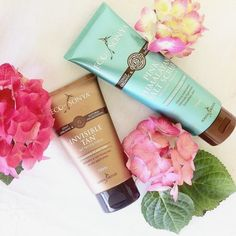 Beauty.Science.Magic!: The Perfect summer routine- Vegan Eco tan review