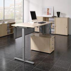 elektrisch höhenverstellbarer Schreibtisch Valencia