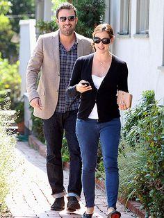 LOVERS' LANE photo | Ben Affleck, Jennifer Garner, cutest couple!