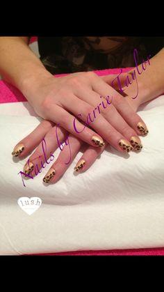 Leopard gelish