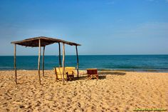 Plage a Palmarin - Sine Saloum - Senegal