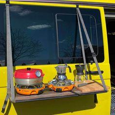 Calitheke SPIELPLATZ mit Zweiflammkocher Vw Bus, Buffet, Camper, T5, Home Appliances, Playground, Travel Trailers, House Appliances, Caravan