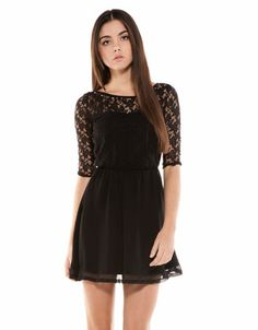 Bershka Hong Kong - BSK lace body dress