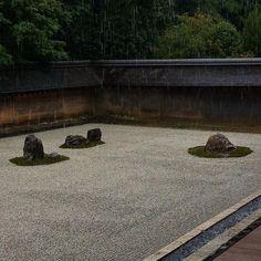 #ryoanji #zengarden #kyoto