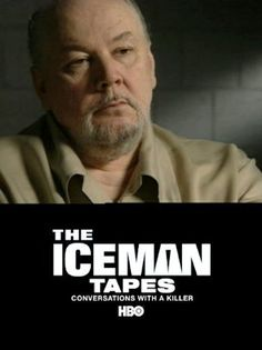 The Iceman Tapes: Conversations With a Killer - The Iceman film was great. These will probably be better! Lee Grant, Making A Murderer, The Iceman, In Cold Blood, Beloved Book, Tv Episodes, Music Tv, Serial Killers, True Crime