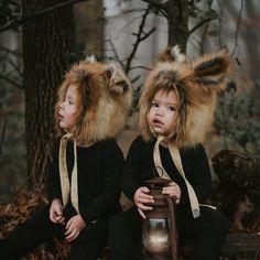 Fox bonnet - Native Fable