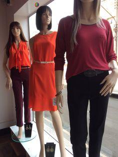Vitrine Closet Mulher! Top, Marsala, vestido, jeans, t-shirt, acessórios,  www.facebook/closetmulher