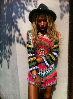 Crochet inspiration. | Cuidar de tu belleza es facilisimo.com