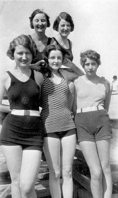 bathing beauties of 1926